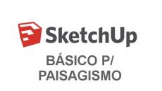 SketchUp Básico - Paisagismo